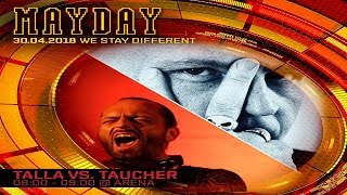 Talla vs. Taucher @ MayDay - We Stay Different, Dortmund 30.04.2018