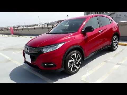 【納車】2018 NEW VEZEL RS ガソリン車