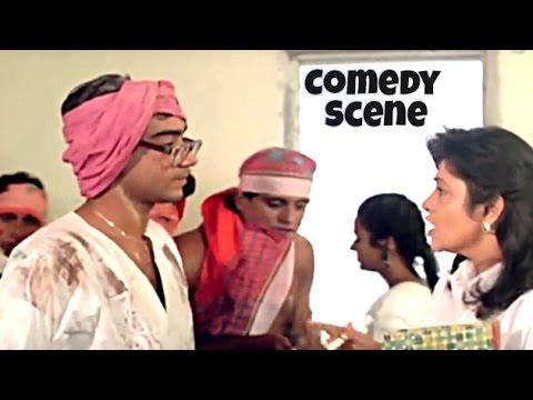 Ajay Devgan Enters Girls Hostel   Comedy...