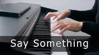 Say Something -  A Great Big World & Christina Aguilera (Piano Cover by Riyandi Kusuma)