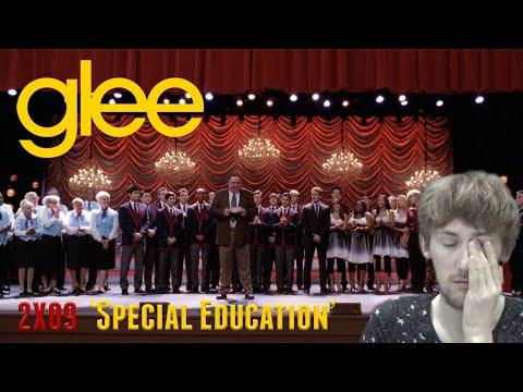 Glee Season 2 Episode 9 - 'Special Education' Reaction