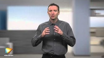 Tutoriel Le compte rendu de réunion : Utiliser les verbes introducteurs | video2brain.com