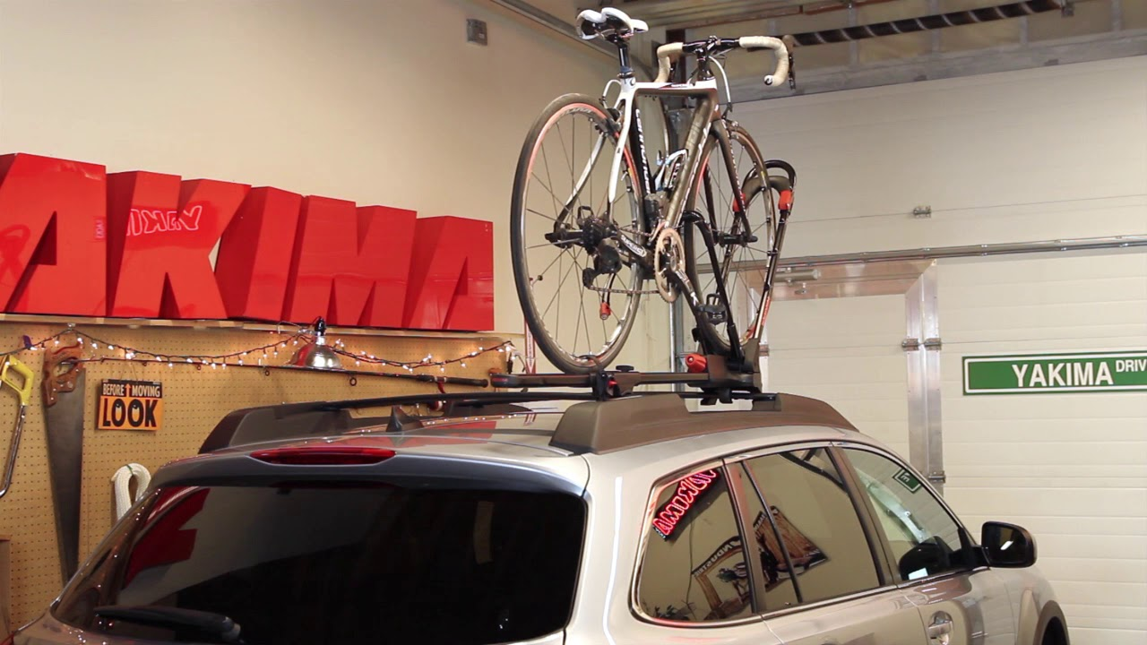 Yakima Roof Bike Rack
