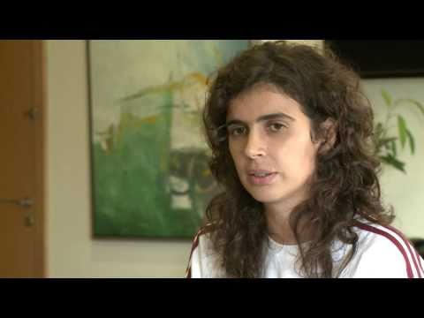 Reportagem alemã com Helena Costa, seleccionadora do Qatar