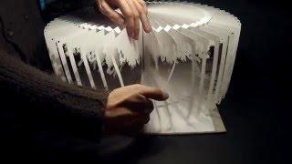 Tree Book - Papercraft