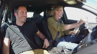 Quick Drive: 2016 Ford Focus RS (w/ Angus MacKenzie) – Daily Fix Free Episode!