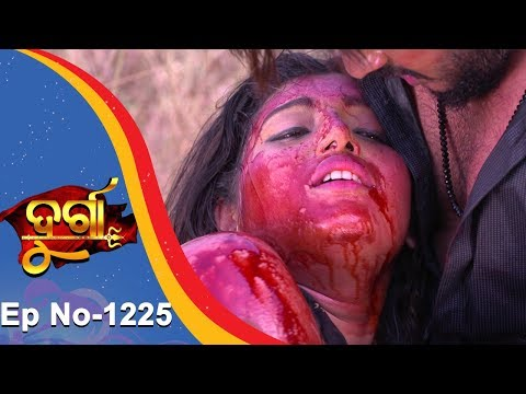 Durga | Full Ep 1225 | 10th Nov 2018 | Odia Serial - TarangTV