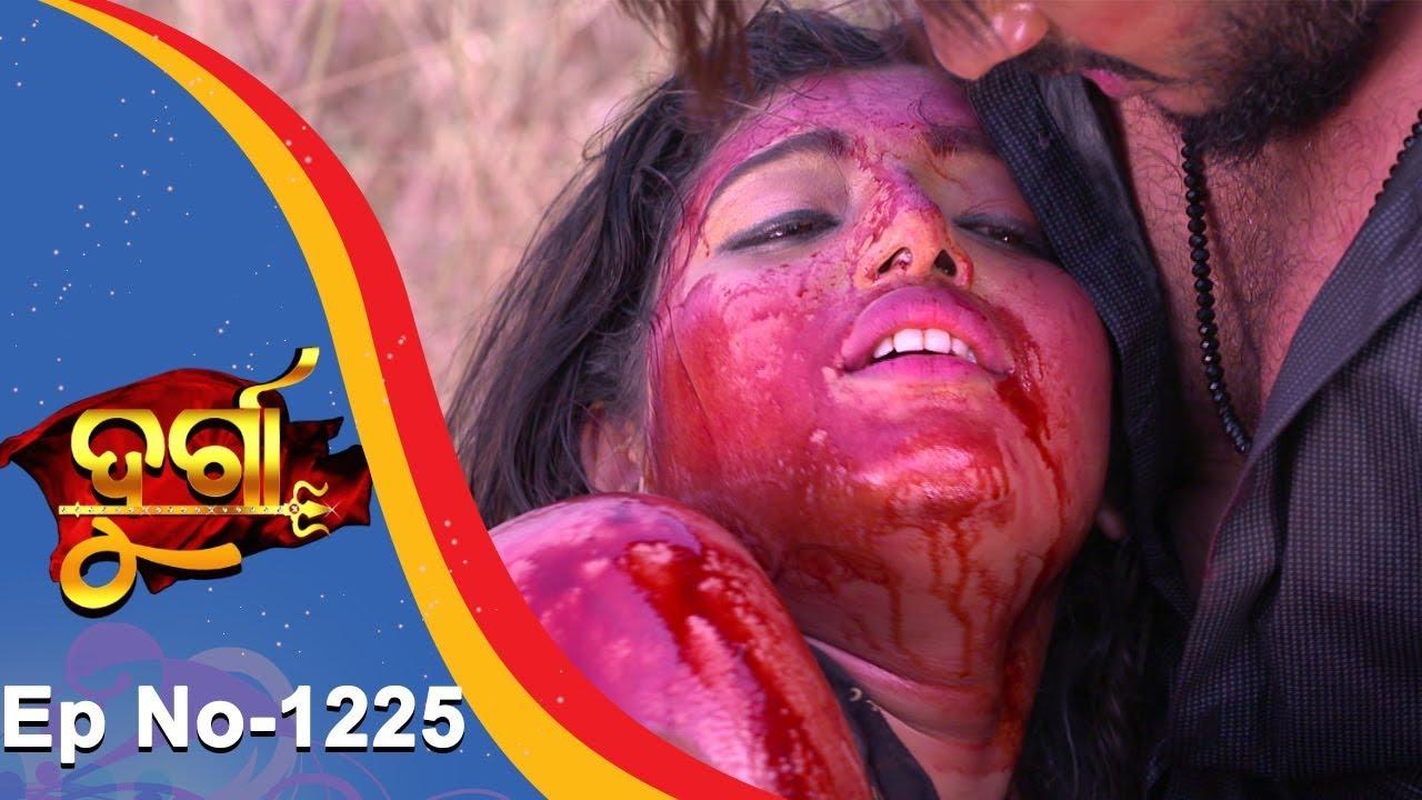 Download Durga | Full Ep 1225 | 10th Nov 2018 | Odia Serial - TarangTV