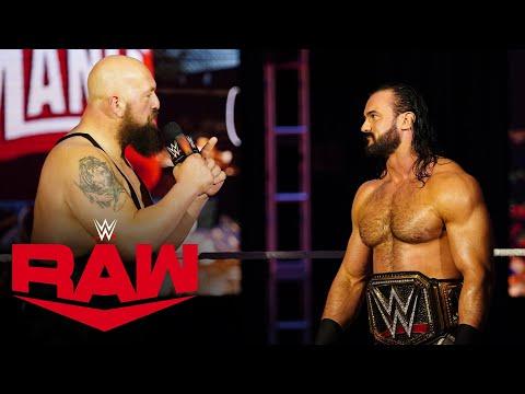Drew McIntyre can't believe he's WWE Champion: Raw, April 6, 2020