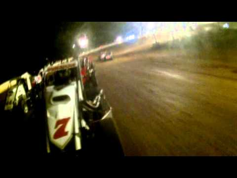 Feature path valley speedway Rearview
