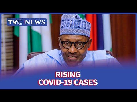 President Buhari laments rising COVID-19 cases