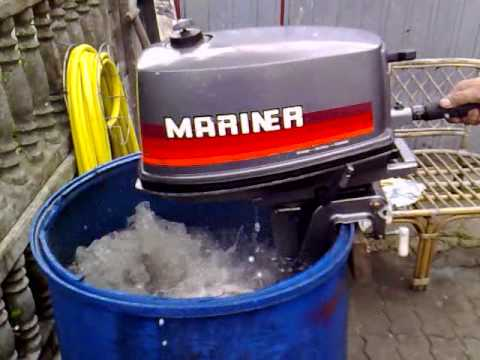 mariner 4 hp outboard motor 2 stroke dwusuw youtube rh youtube com 1985 Mariner 50 HP Outboard Mariner Outboard Tilt and Trim Hoses