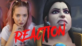 JAINA NIGHTMARES AND JAINA RETURNS CINEMATICS REACTION