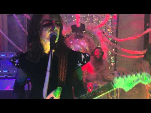 Spaceface The Womb Oklahoma City Ok 10/31/2014
