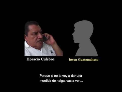 Horacio Culebro el pasaporte de un amor eterno entre Guatemala y México
