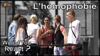 Social Experiment #13 - Homophobia