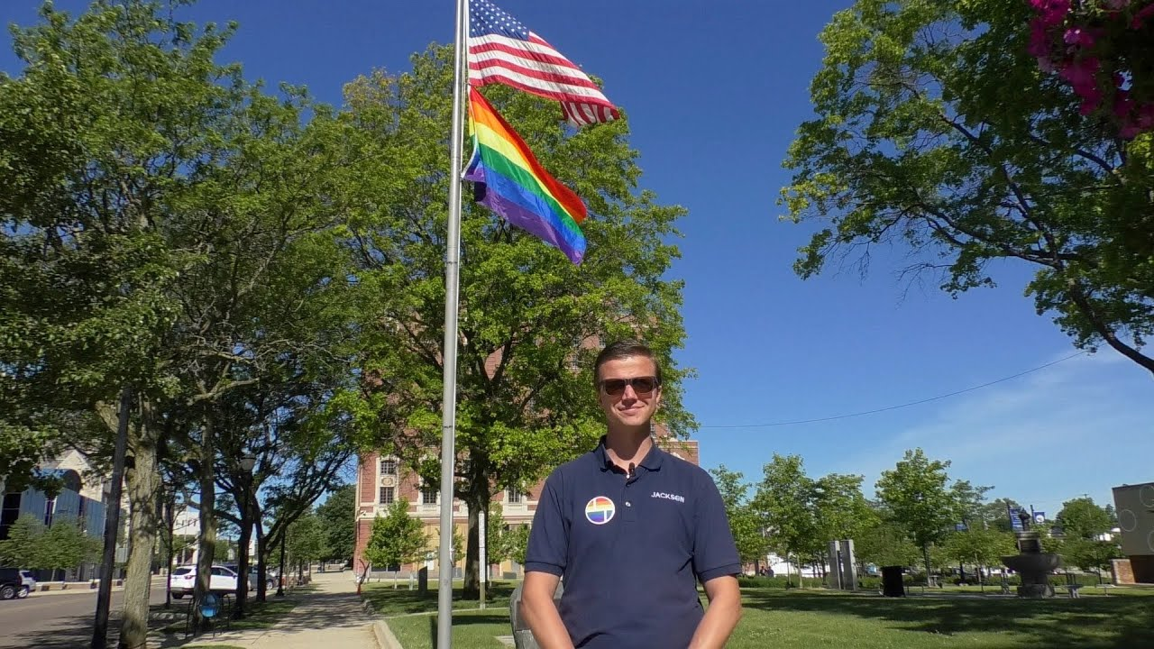 June 2020 is LGBTQ Pride Month in the City of Jackson, Michigan!