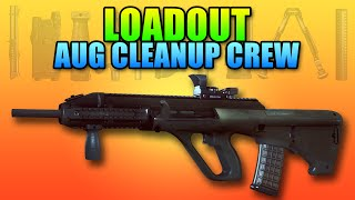 Loadout Aug A3 Cleanup Crew   Battlefield 4 Assault Rifle Gameplay