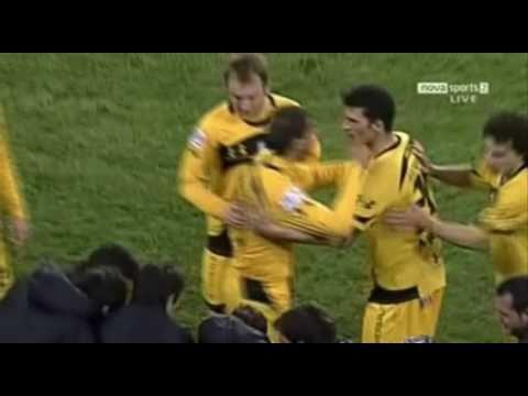 Ael - Aris 2-2 (Pereira & Bobadilla Goals)