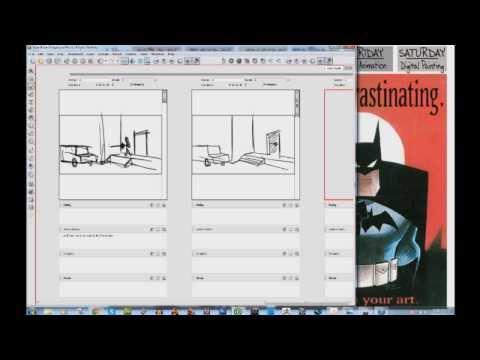 Storyboard Sketching #01