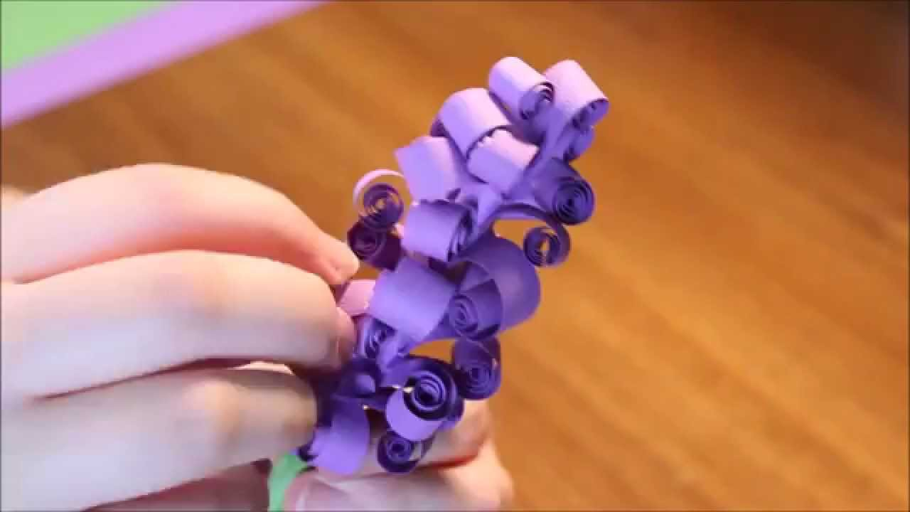 DIY Paper Flower Bouquet - YouTube