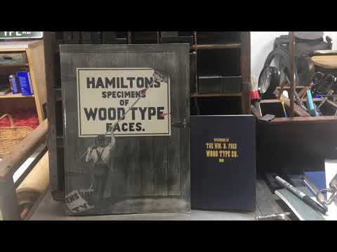 Building your Letterpress Printshop Library