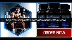 Dominant Testo Review