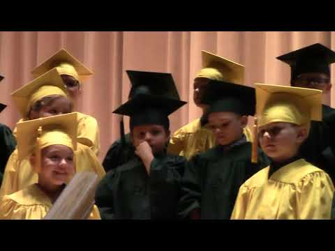 NAC Kindergarten Graduation  6-21-19