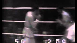 Johnny Famechon v Fighting Harada I 28 July 1968 Sydney, New South Wales, Australia