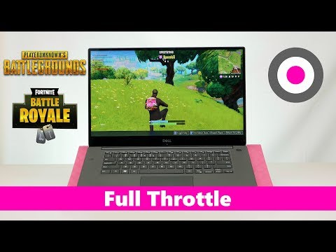 """Dell XPS 15 9570 Gaming Review - i9 GTX 1050 Ti 2018 Coffee lake - The best gaming 15"""" ultrabook?"""