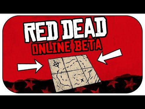 Red Dead Online: HOW TO FARM TREASURE MAPS!