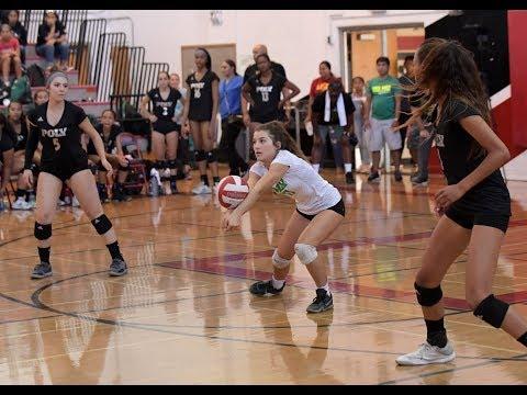 High School Volleyball: Long Beach Poly vs. Lakewood