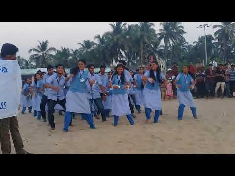 Flash mob chavakkad high school