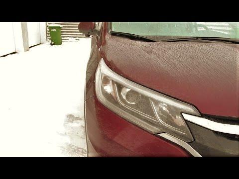 2016 Honda CRV review