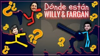 Download ¿DONDE ESTAN WILLY Y FARGAN? - STICK FIGHT Mp3 and Videos