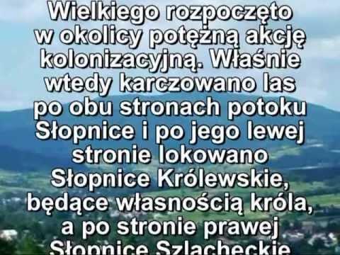 Historia Parafii Słopnice Górne