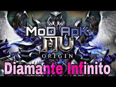 Mu Origin MoD ApK // Diamantes Infinitos // Game Play demonstrativa