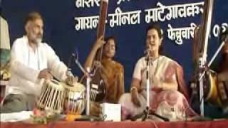 Shivmat Bhairav  - Drut Bandish by Meenal Mategaonkar