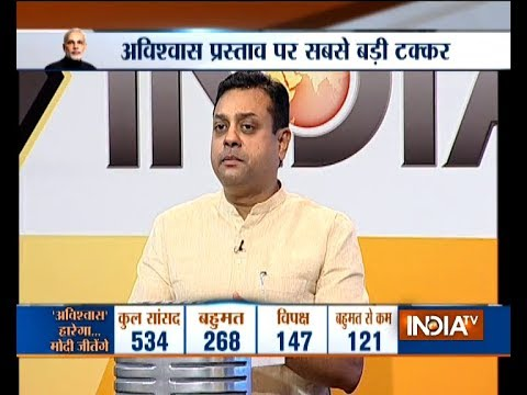 Here is what Sambit Patra said about Rahul Gandhi and his remarks on origin of Coca-Cola