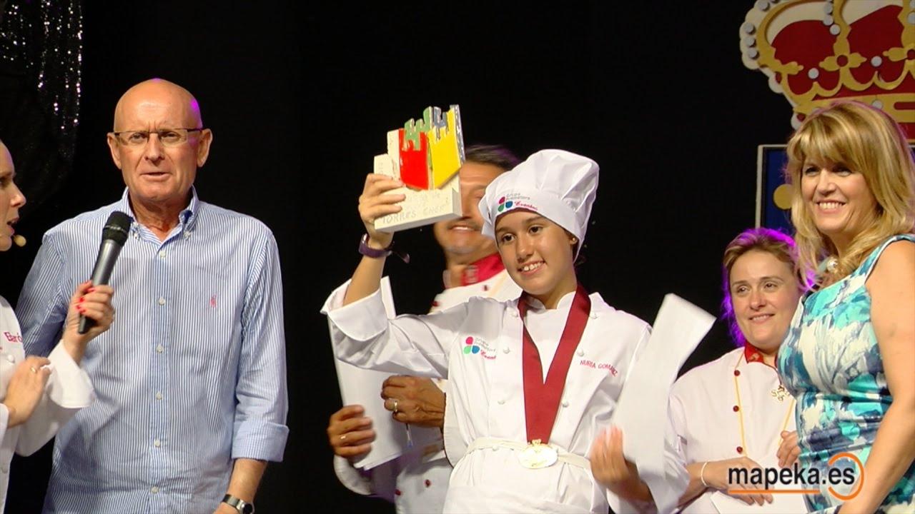 Concurso de cocina torreschef en las fiestas de las torres for Torres en la cocina youtube