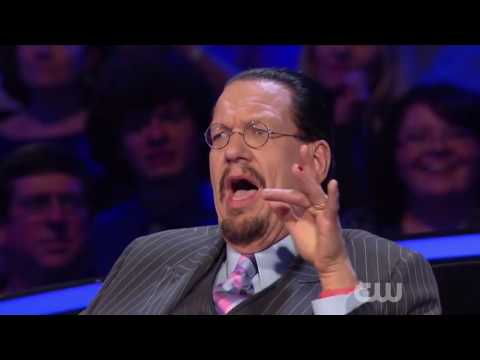 Penn & Teller Fool Us Season 3 -  Rip for Your Pleasure