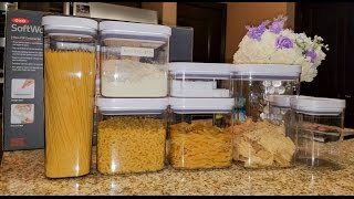 Organize your Kitchen: Dry Food Storage | TheDIYLady