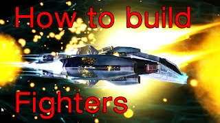 Kinetic Void - How to build Fighters