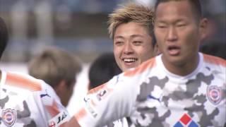 3月4日に行われた、明治安田生命J1リーグ 第2節 広島vs清水のハイライ...