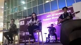 KILLING ME INSIDE FEATURING AIU GARASI - FRACTURED (LIVE ON ULTAH KILMS 12TH AT ONEBELPARK MALL)