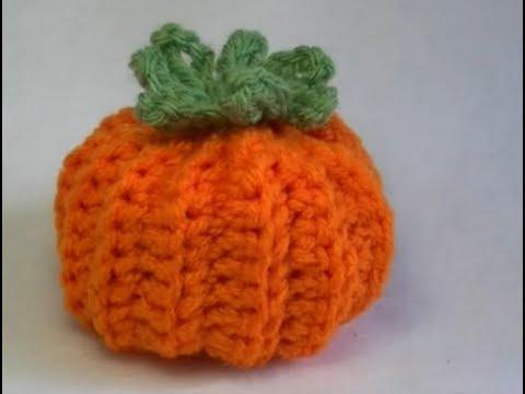 Easy Pumpkin Crochet Tutorial Follow Along With Written Pattern
