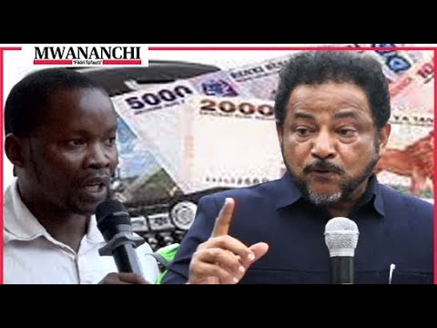 WANANCHI Tandale wafananisha TOZO za Miamala na Kodi ya Kichwa, Mbunge Tarimba afafanua
