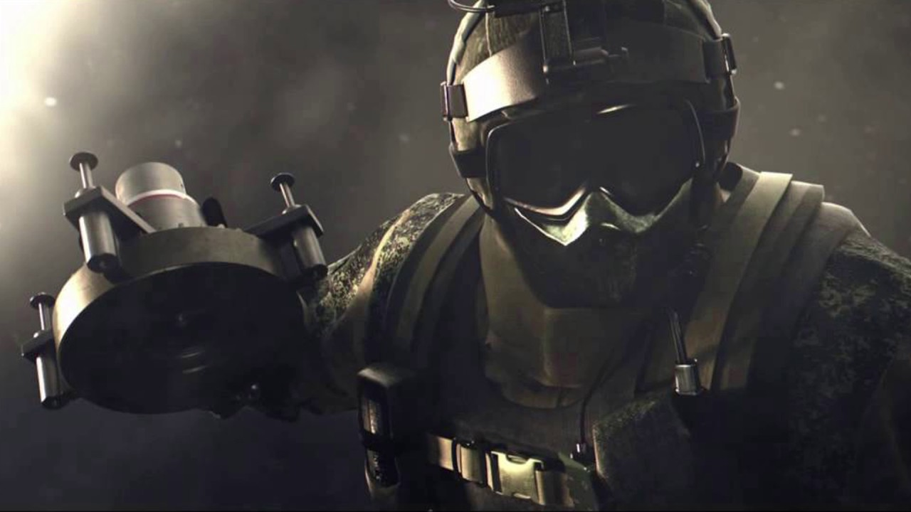 200 IQ Clutches!! - Rainbow Six Siege - YouTube