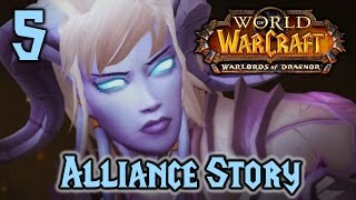 WoW: Warlords of Draenor Ending - Alliance Story