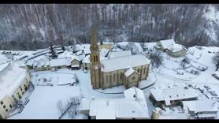 Eglise Villar d'aréne 4k